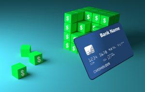credit score calculation pictogram